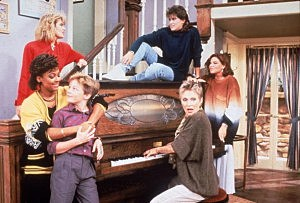 Cast of 'The Facts Of Life'