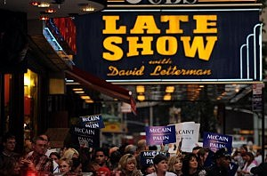 """""""Late Show with David Letterman"""""""