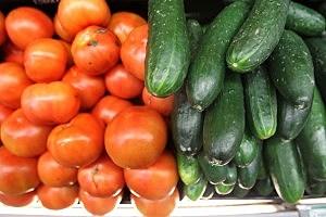 Popular Vegetables