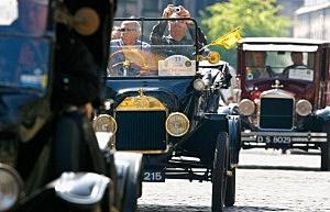 Ford Model T Motor Cars