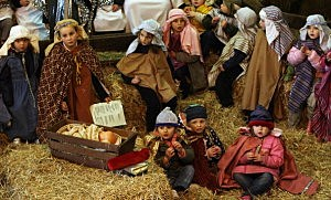 Traditional Nativity