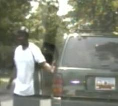 truck stealing