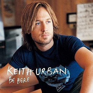 Keith Urban Be Here CD