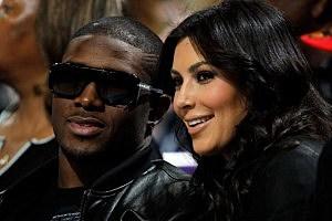 Reggie Bush & Kim Kardashian