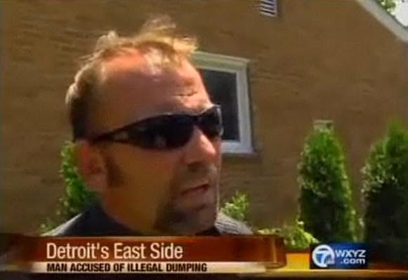 Dumb Detroit Man