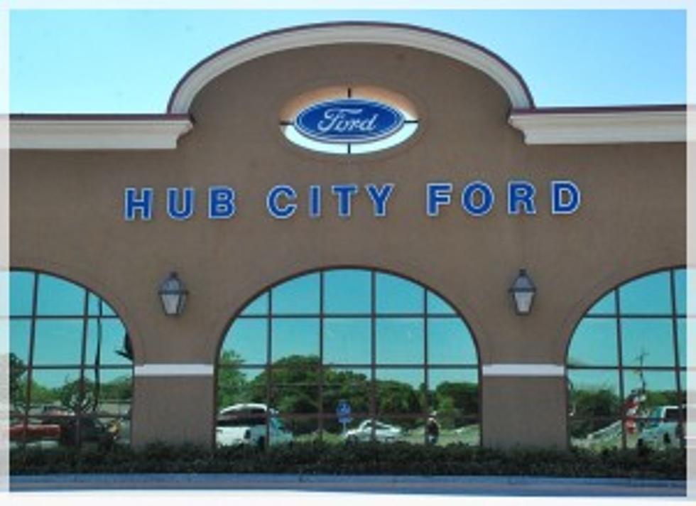 hub city ford live broadcast