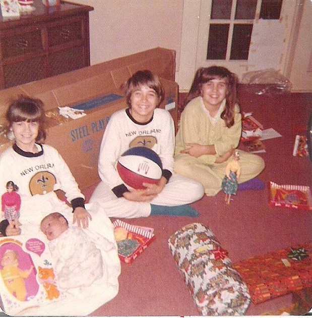 Donna Smith family