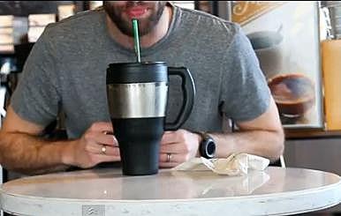 Record Starbucks Coffee