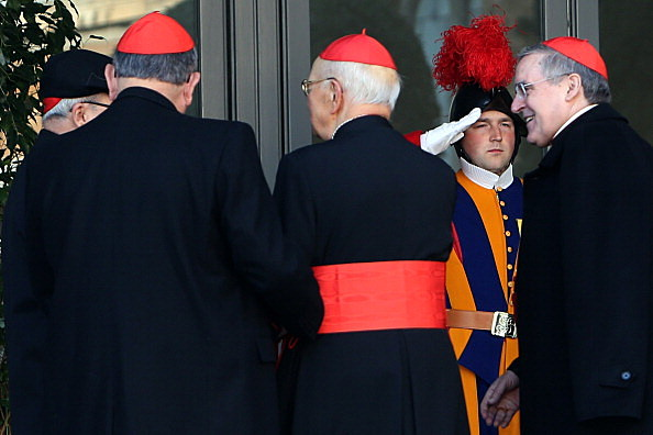 The Cardinals' Congregations In The Vatican