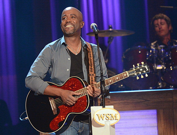 The Grand Ole Opry Welcomes Darius Rucker As Its Newest Member