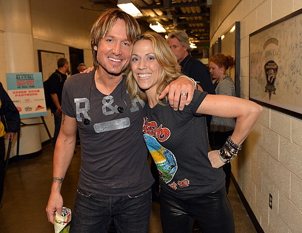 Keith Urban and Sheryl Crow