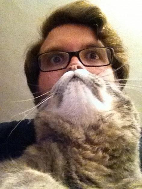 Cat Beard 2