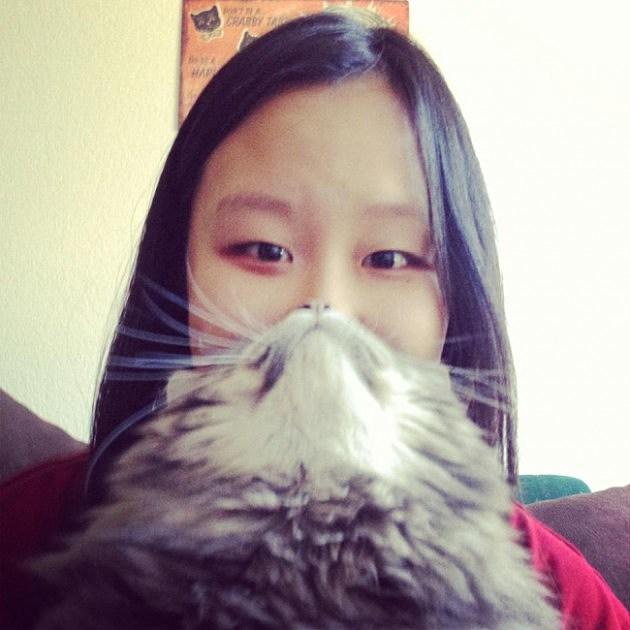 Cat Beard 3