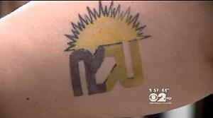 Company Logo Tattoo