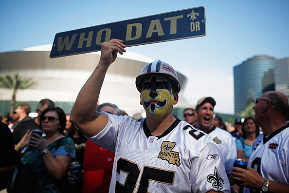 who dats