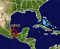 Trop Storm Ingrid