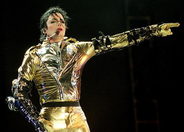 Michael Jackson HIStory World Tour