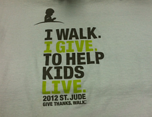 St Jude Give Thanks Walk