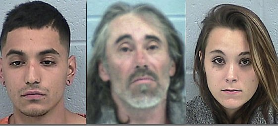 Bigfoot Hunters Arrested