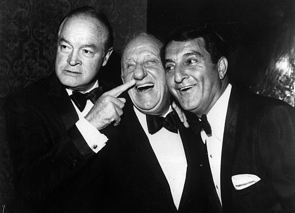 bob hope, jimmy durante, danny thomas
