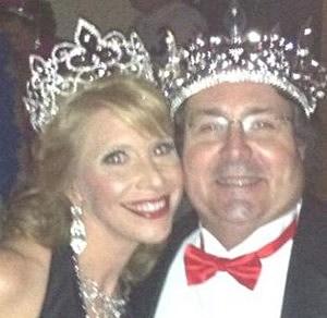 Krewe De Bayou King and Queen Year 1
