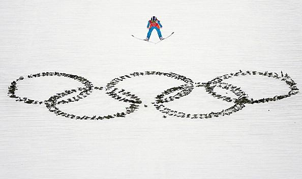 Ski Jumping - Winter Olympics Day 2