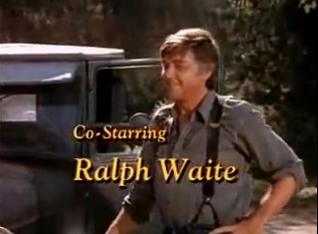Ralph Waite - Opening Credits