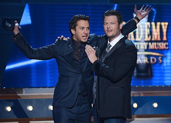 Luke Bryan & Blake Shelton