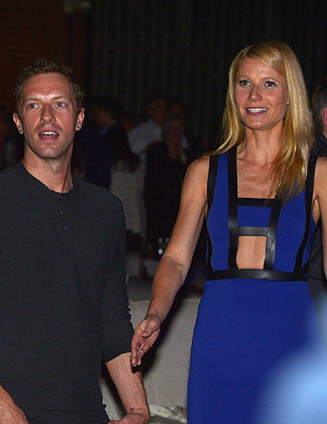 Chris Martin & Gwyneth Paltrow