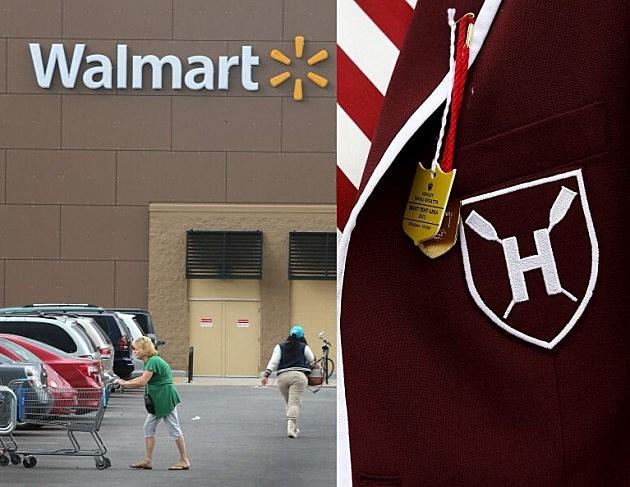 Walmart & Harvard
