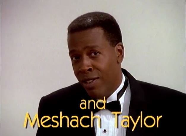 Mesach Taylor