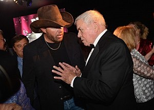 Toby Keith and Tom T. Hall