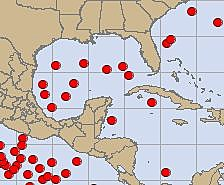 Hurricanes in July