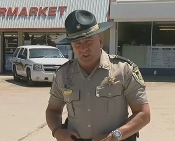 The Obligatory Clay Higgins Crimestoppers Video