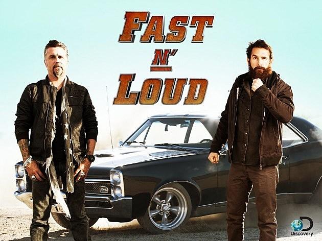 Re: Rychle a hlučně / Fast n´Loud (2012) / Cz