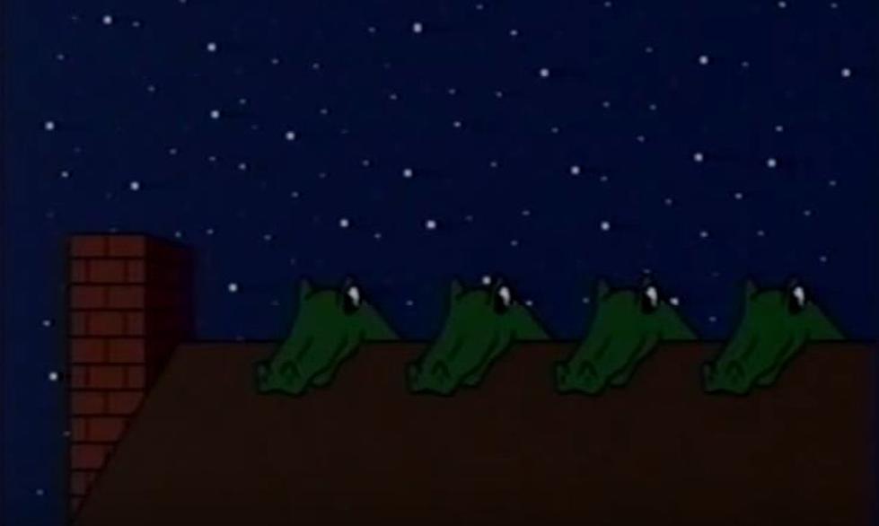 cajun night before christmas tee jules video - Cajun Night Before Christmas
