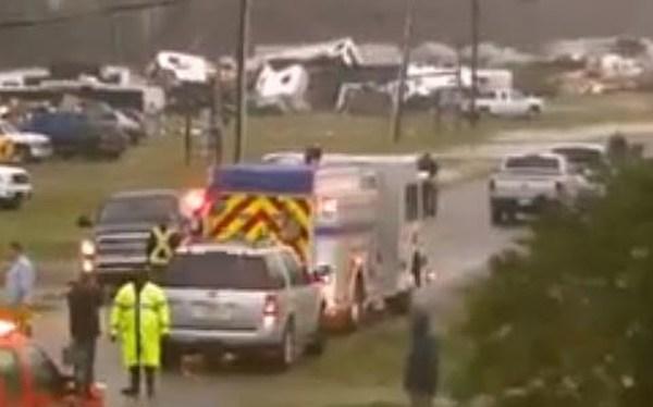 Two Dead After Tornado Hits Louisiana RV Park