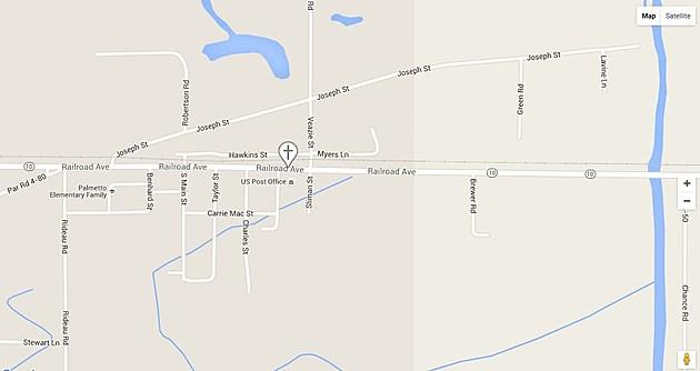 Palmetto, LA (Google Maps)