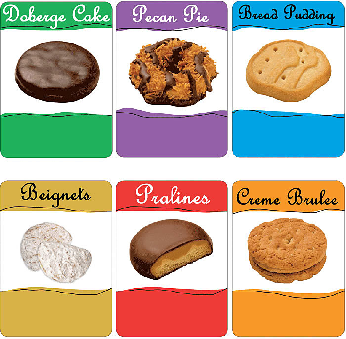 Girl scout cookie online