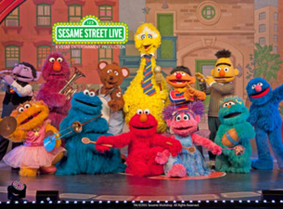Sesame street live elmo makes music heymann center october 29 30 win sesame street live tickets and character meet n greet passes contest m4hsunfo
