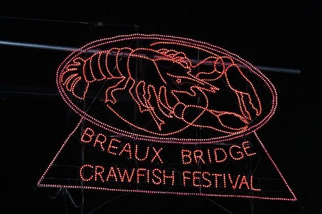 breaux bridge crawfish festival