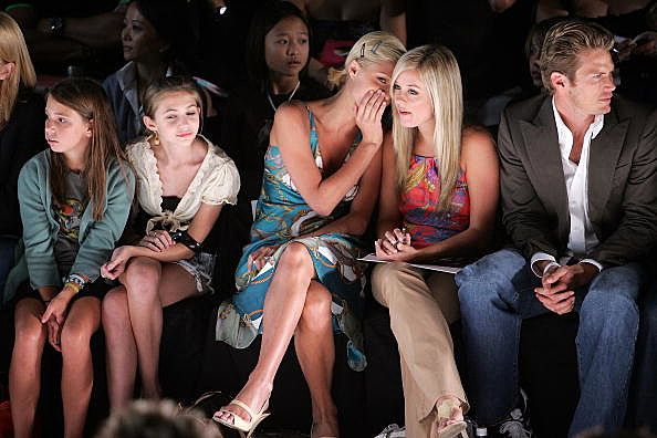 Tommy Hilfiger 2006 - Front Row