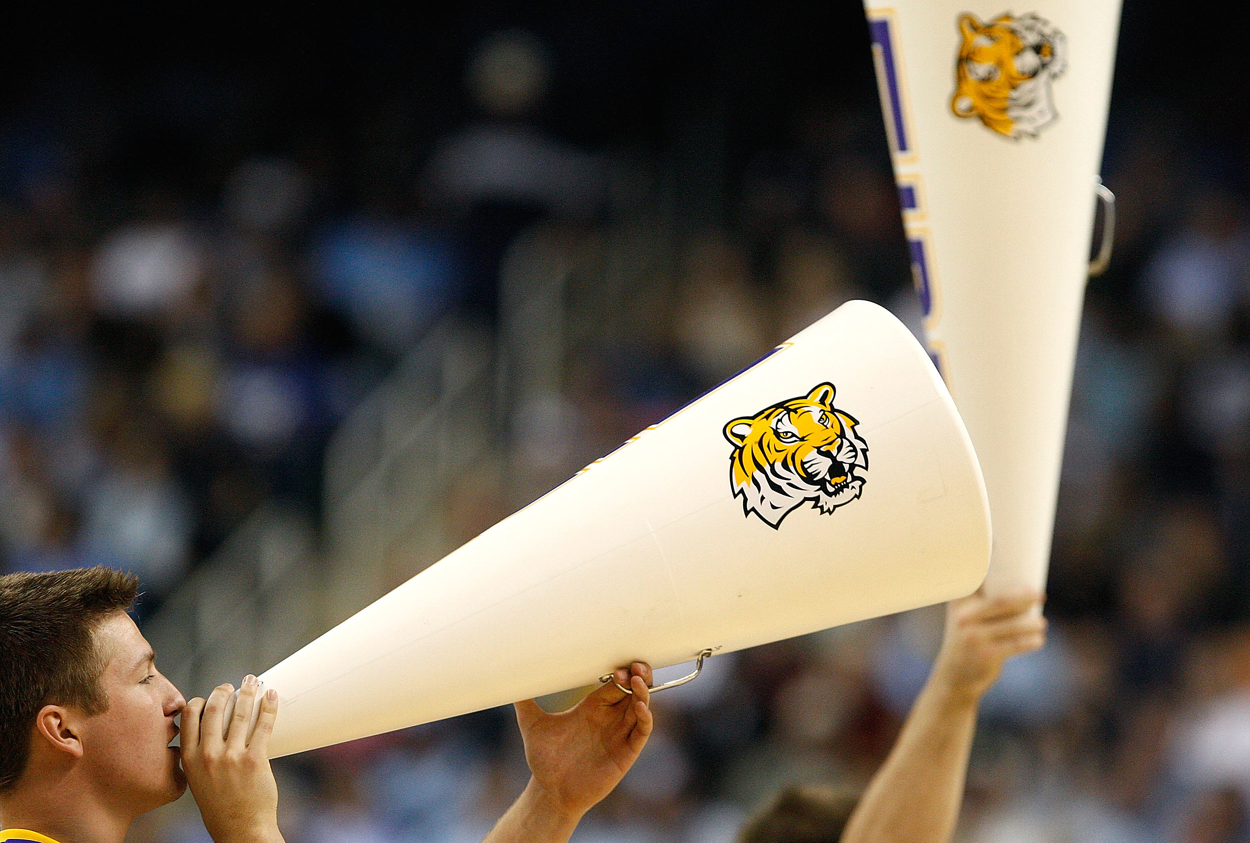 NCAA Second Round: LSU Tigers v North Carolina Tar Heels