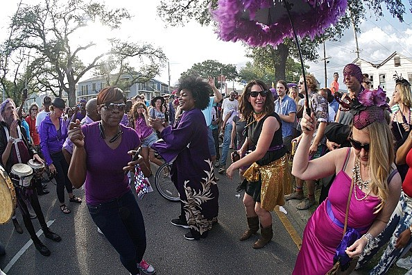 Prince Remembered In New Orleans