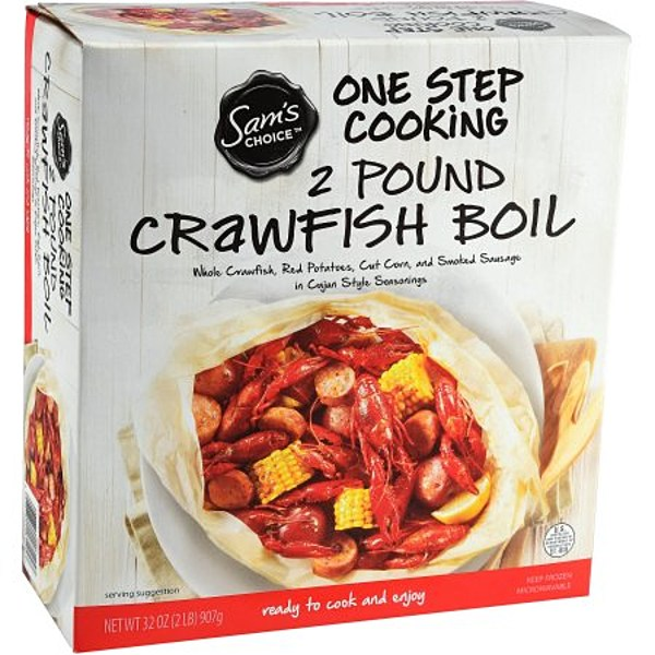Have you tried the one step cooking 2 pound crawfish boil ccuart Images