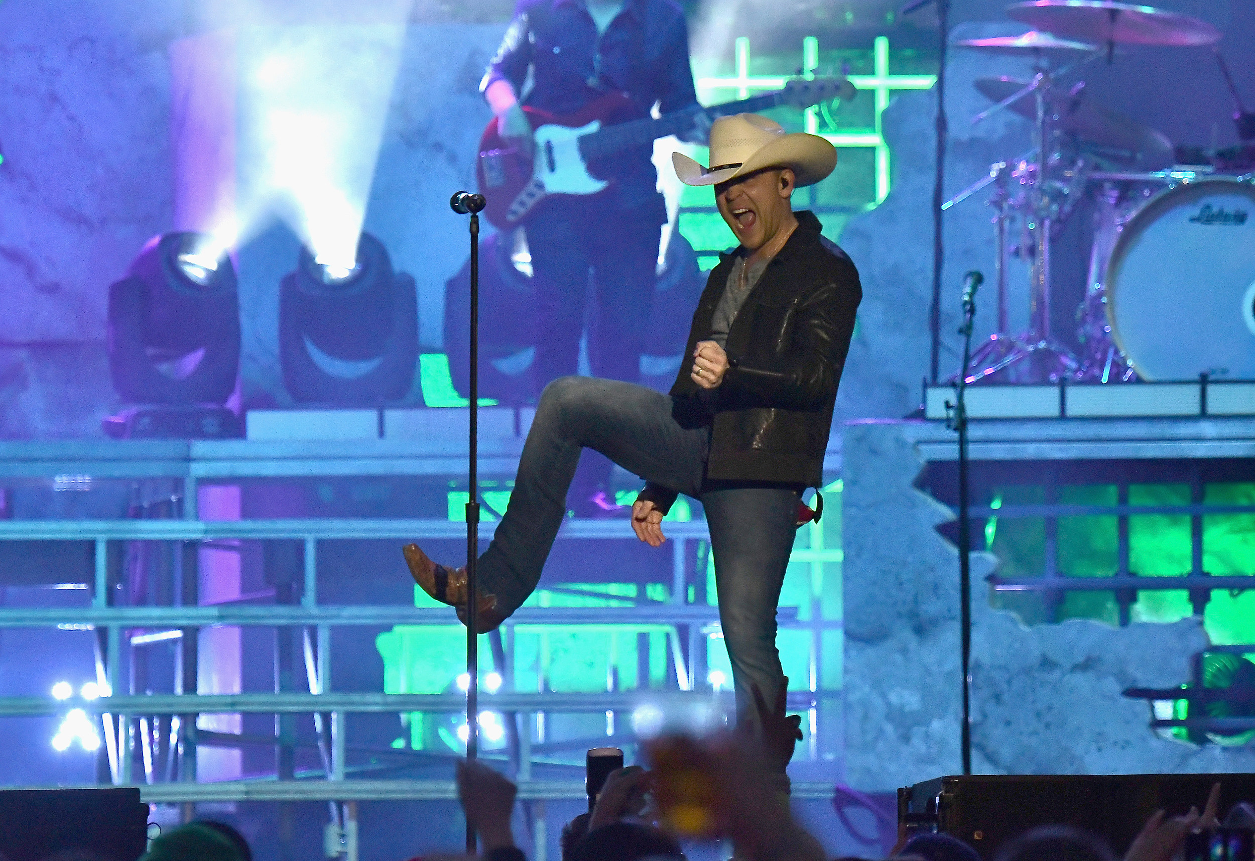 Justin Moore Concert New Orleans October 15