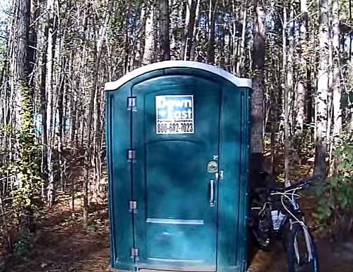 Porta Potty's via YouTube